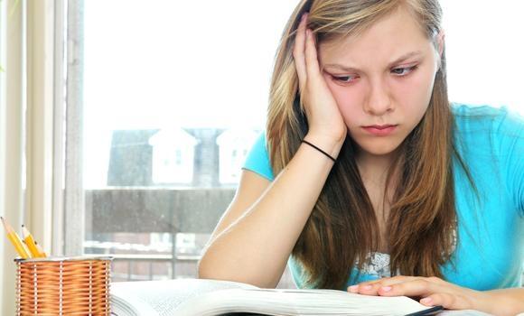 dat ellendige huiswerk